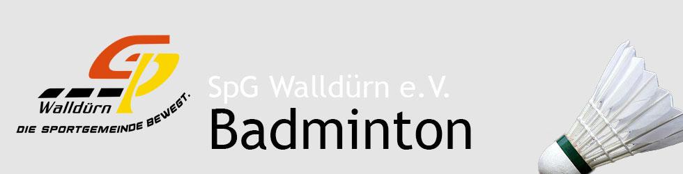 Spg Walldürn Badminton
