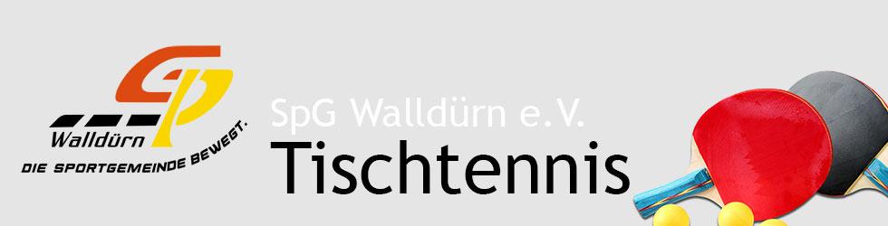 Spg Walldürn Tischtennis